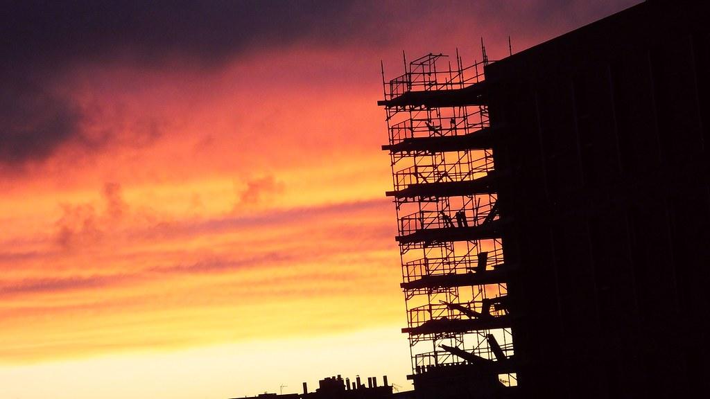 Şantiyelerde İş Sağlığı ve Güvenliği