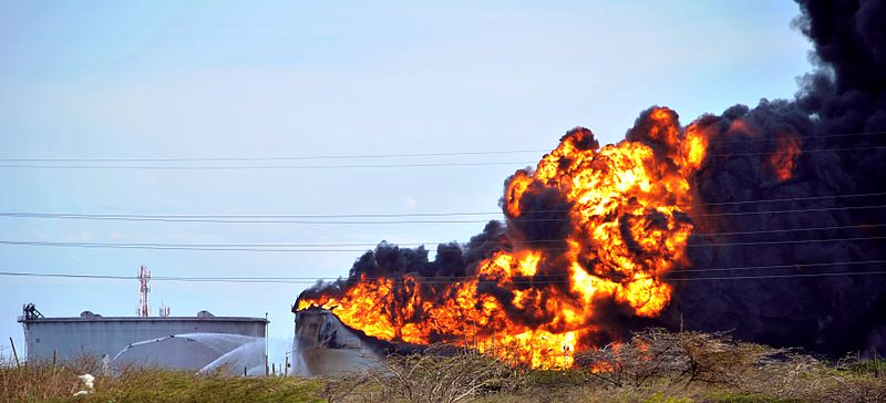 Patlama Riski Olan Ortamlarda Elektrik Tesisatı