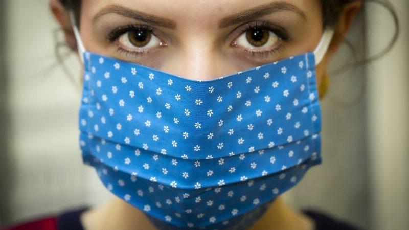 Doğru kullanılmayan maske, ağızda mantara neden olabilir